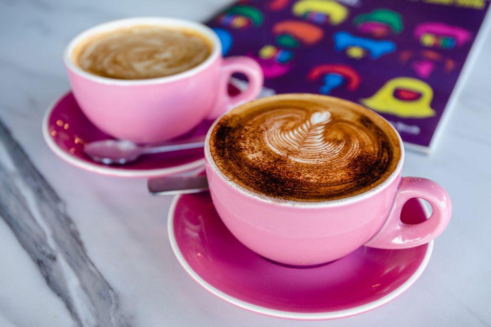 オーストラリア カフェ チップ