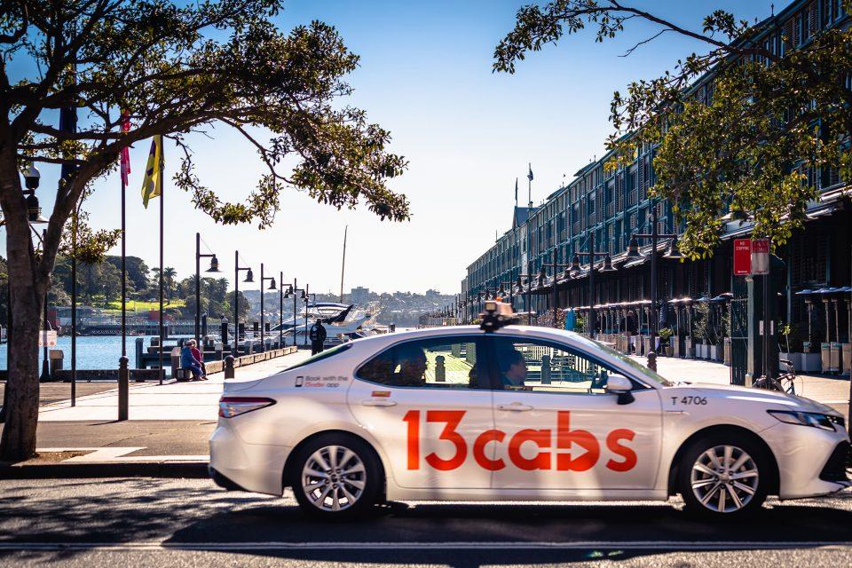 オーストラリア 配車アプリ Uber