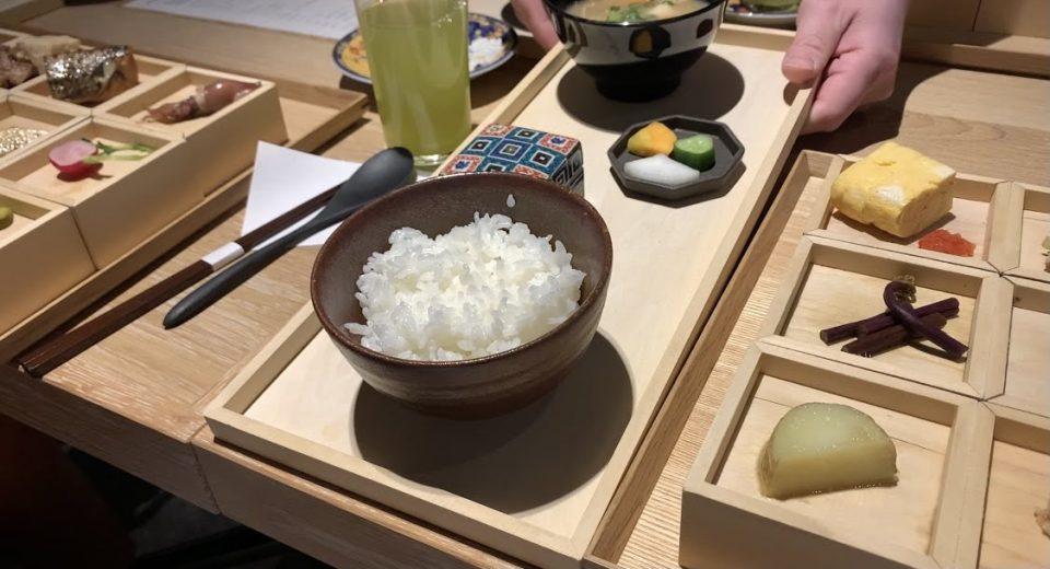 ミレニアム三井ガーデンホテル 朝食レポート