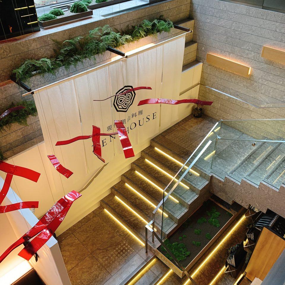 ミレニアム三井ガーデンホテル レストラン