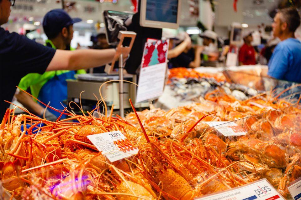 シドニー フィッシュマーケット