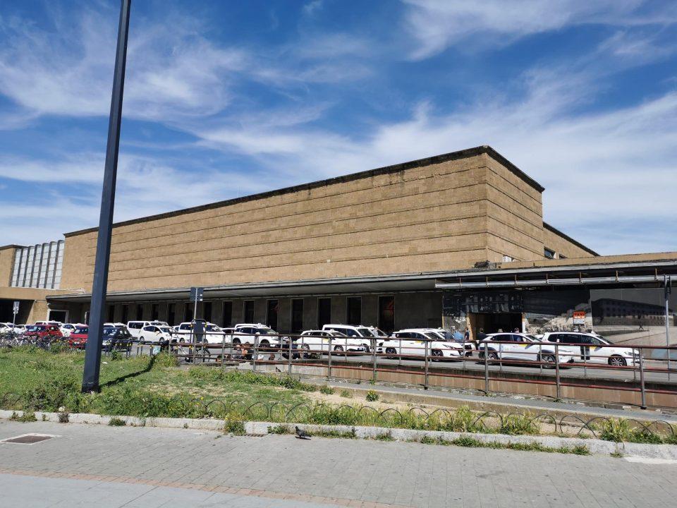 フィレンツェ中央駅