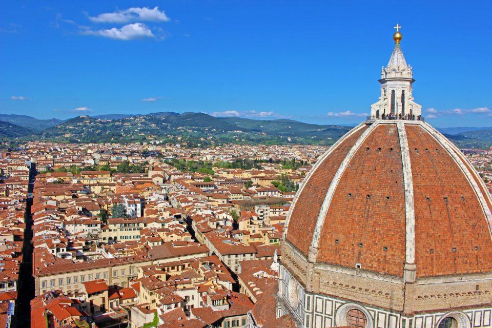 フィレンツェ 世界遺産