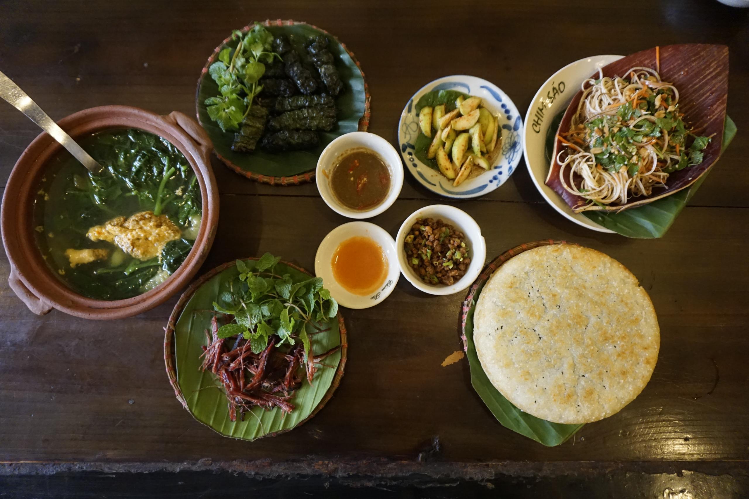 ベトナム料理 ハノイ名物料理