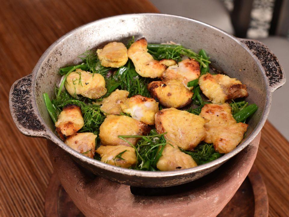 ベトナム料理 チャーカー ハノイ