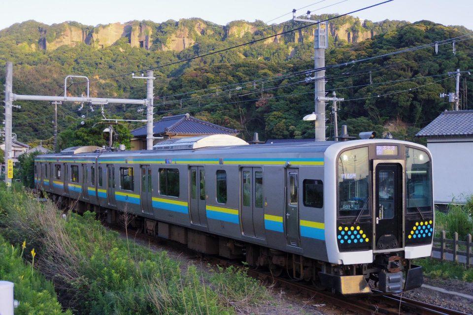 房総エリアの新型車両「E131系」