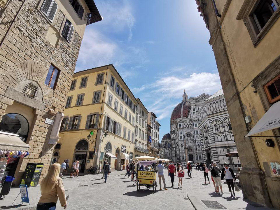 フィレンツェ大聖堂広場