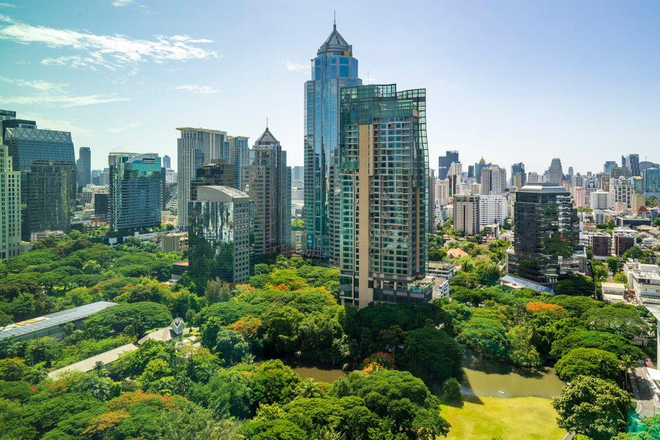 バンコクの景色
