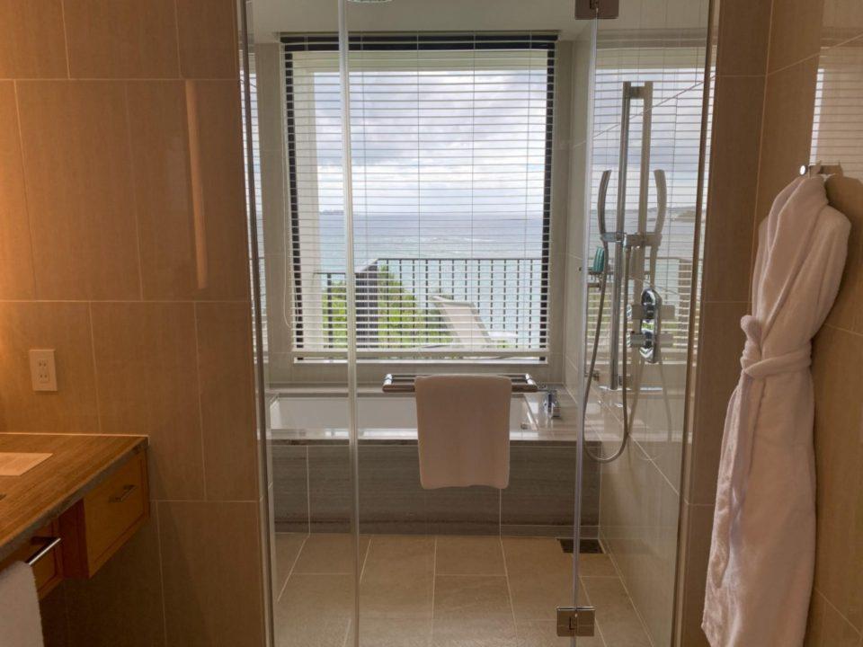 ハレクラニ沖縄 宿泊記 客室 サンセットウィング