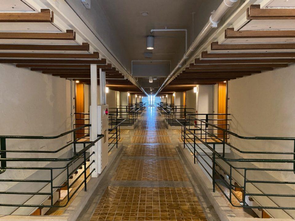 ムーンビーチホテルのパブリックエリア