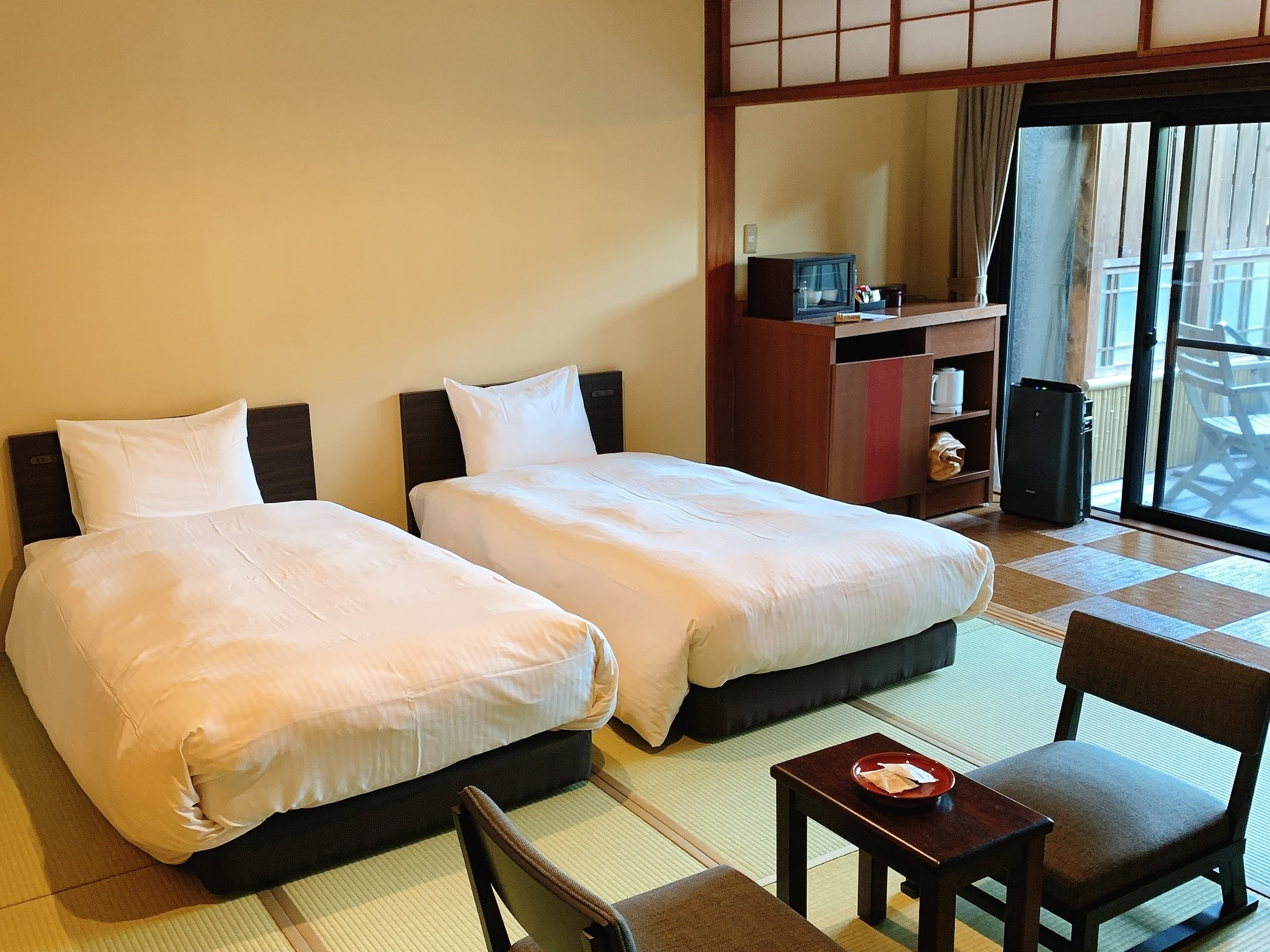 三河屋旅館 露天風呂付客室 ブログ