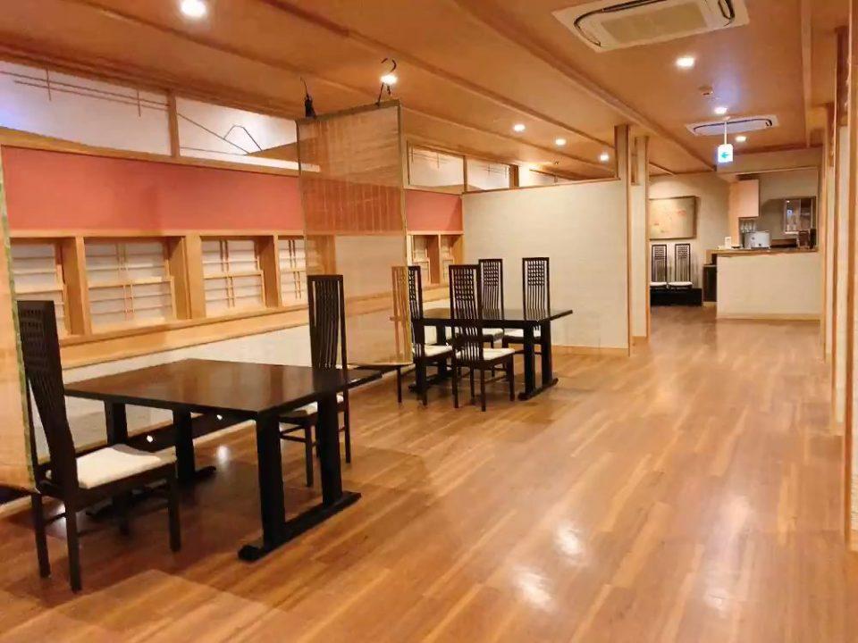 箱根 三河屋旅館 夕食