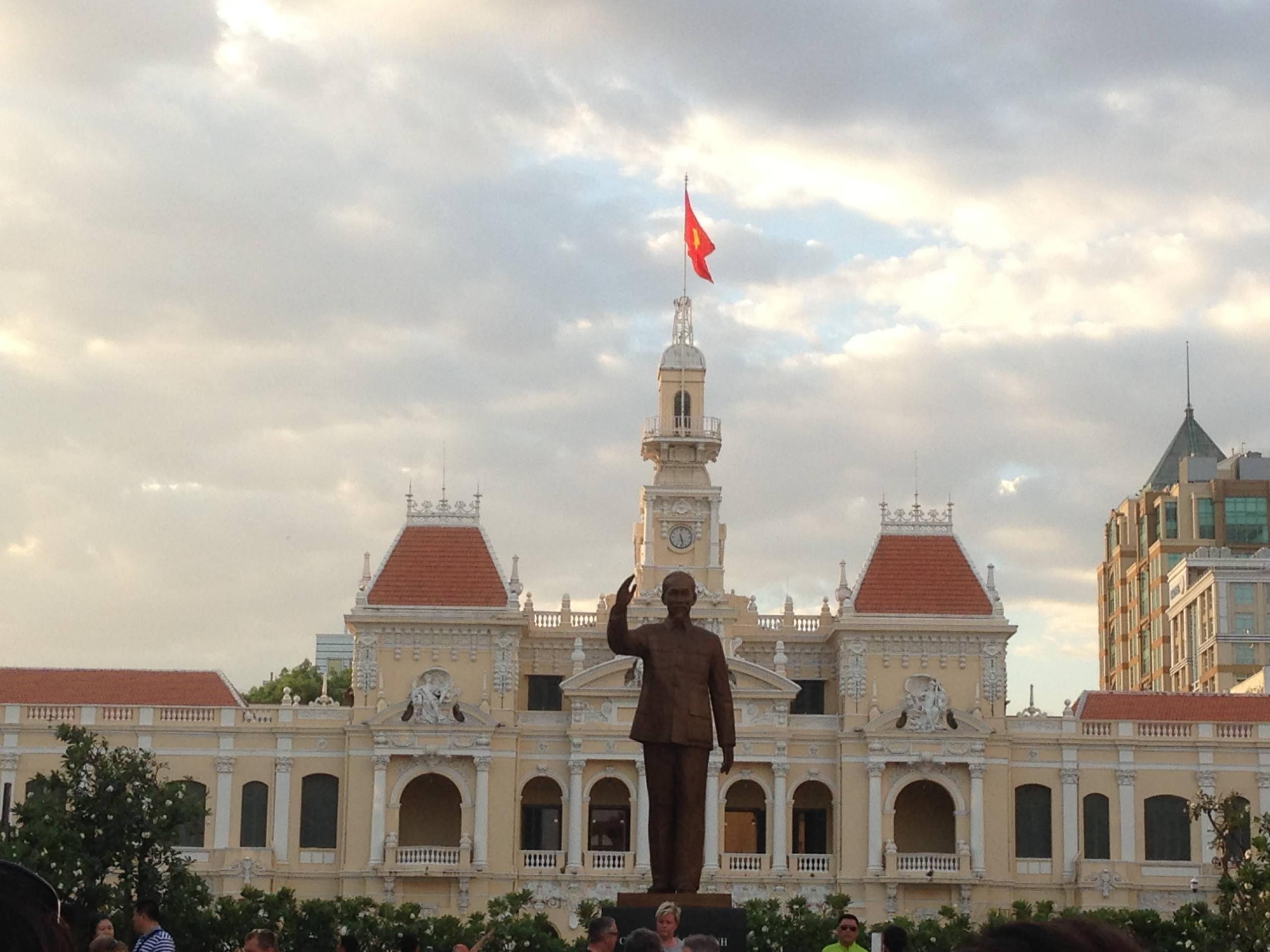 ベトナム旅行 どこに行けばいい?