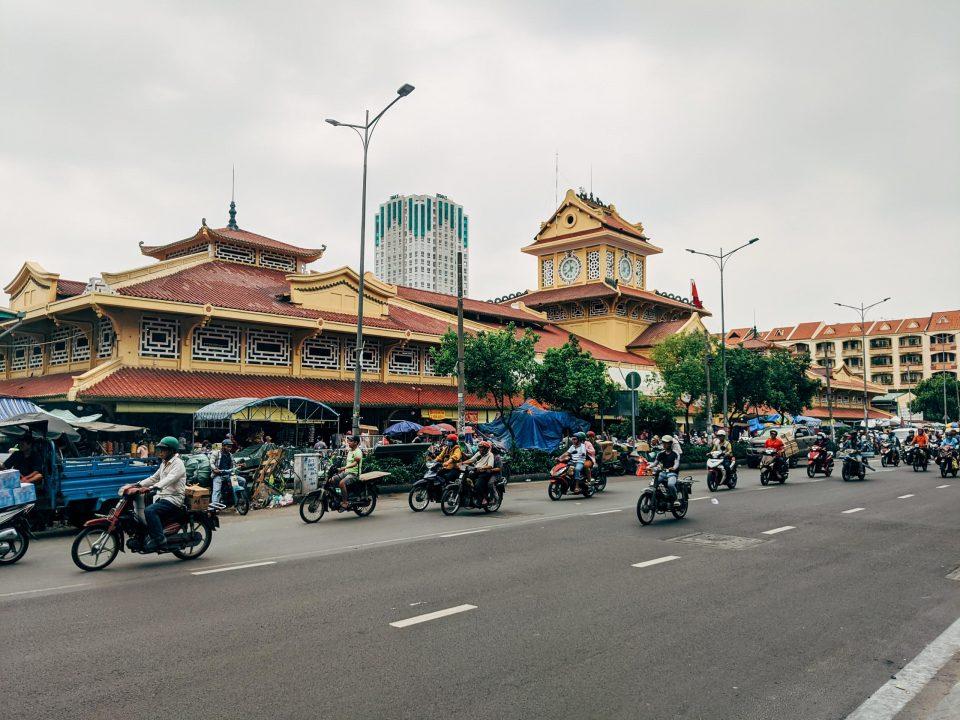 ベトナム旅行 人気都市 ホーチミン