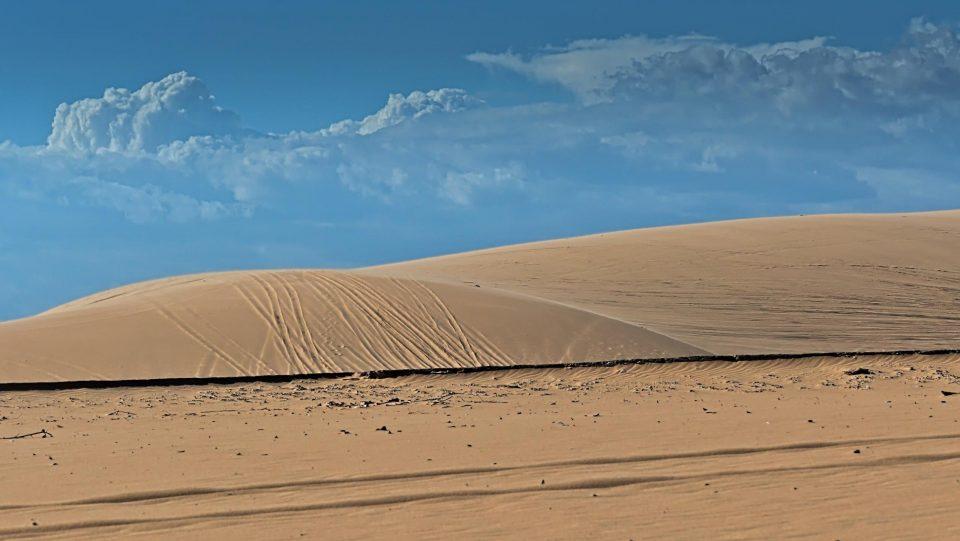 ベトナム 砂漠 ムイネー