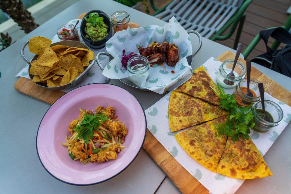 バーヤード メキシコ料理