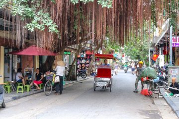 ハノイ 旧市街