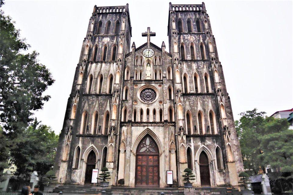 ハノイ 聖ヨセフ大聖堂