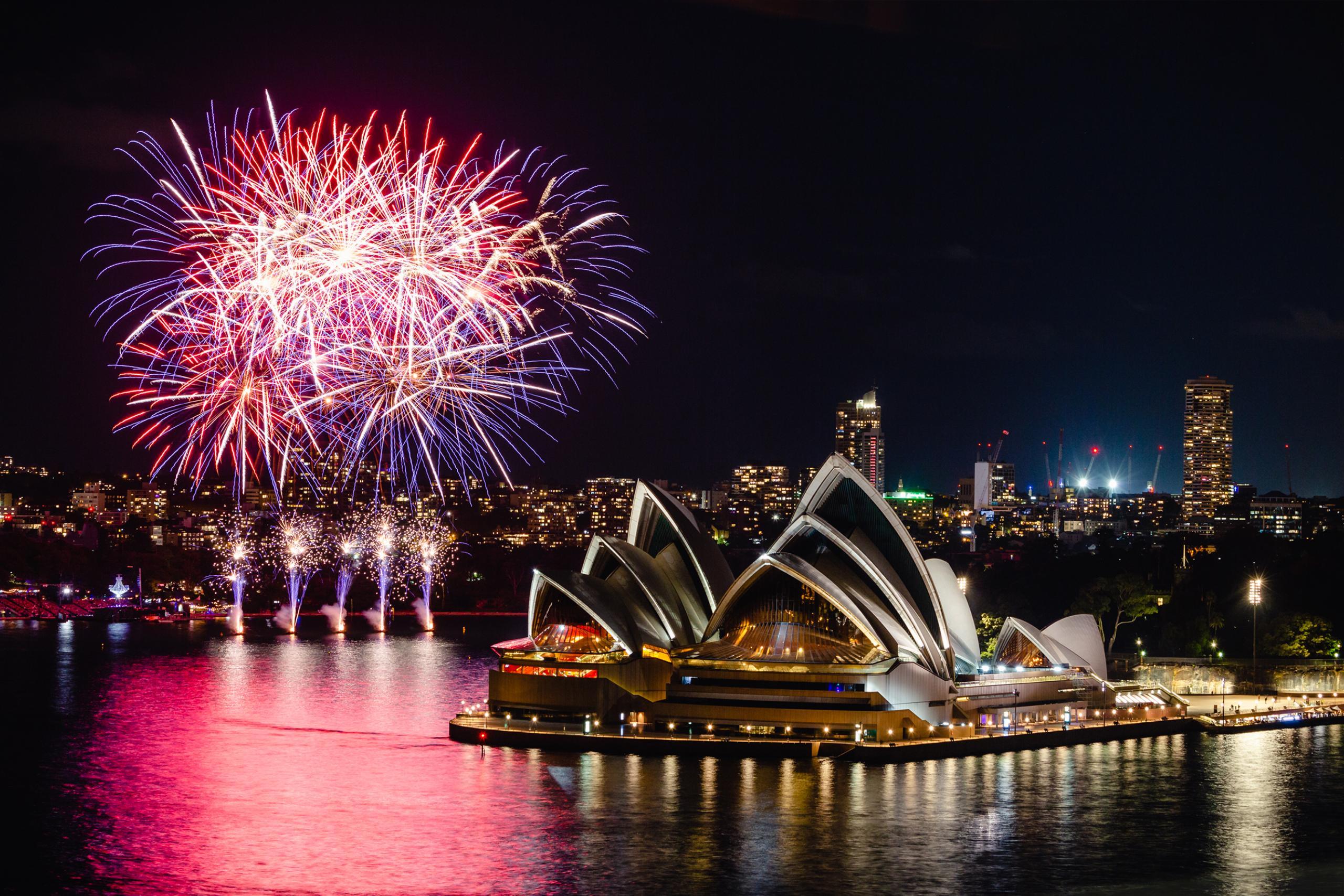 オーストラリアイベントカレンダー ハンダオペラオンシドニーハーバー