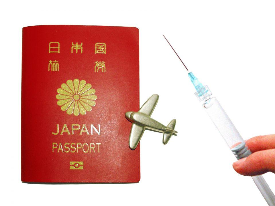 ワクチン接種証明