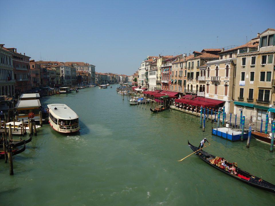 ベネチア立地の良いホテル おすすめ