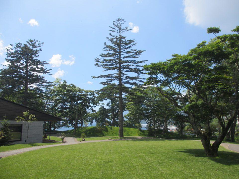ザ・リッツカールトン日光の庭園