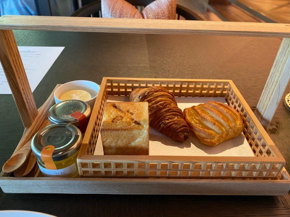 ザ・リッツ・カールトン日光の朝食セット