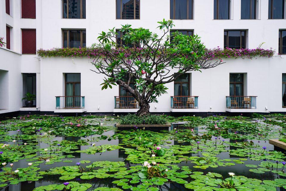 タイ旅行 ASQホテル