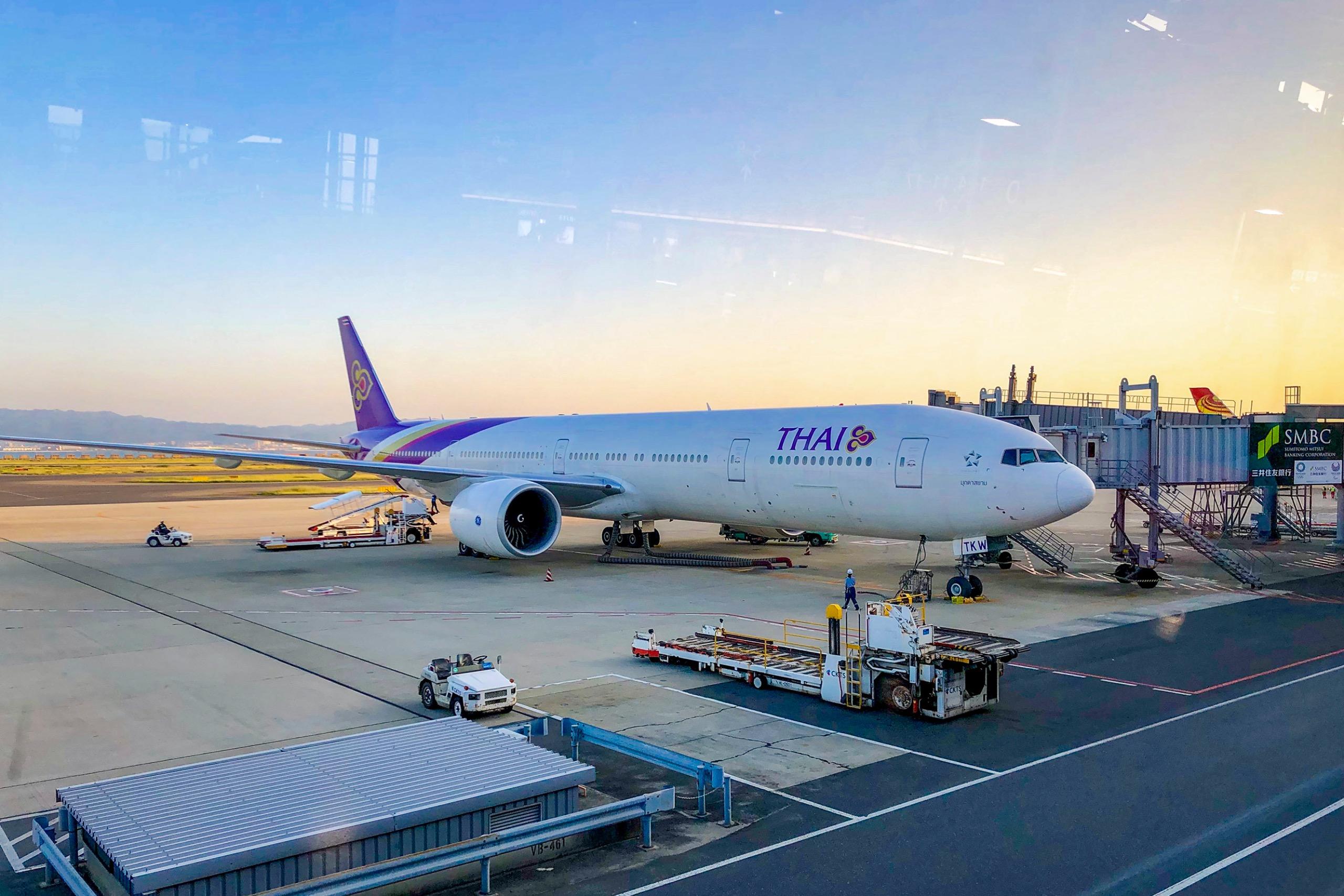 タイ旅行いつから可能 タイ航空
