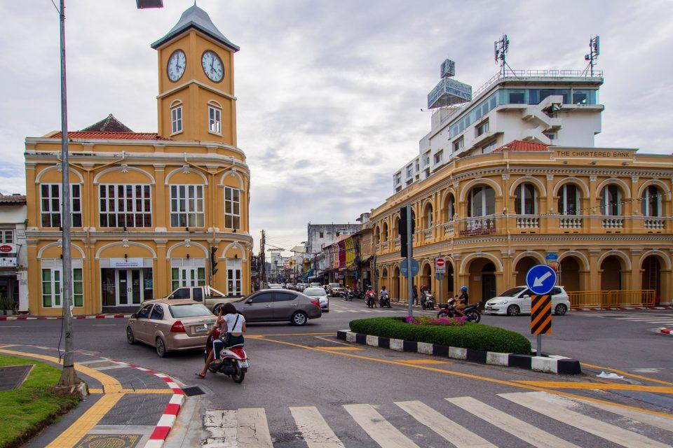 タイ旅行 プーケットサンドボックス