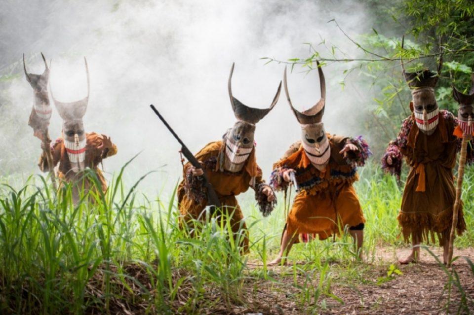 タイの祭り ピーターコーン