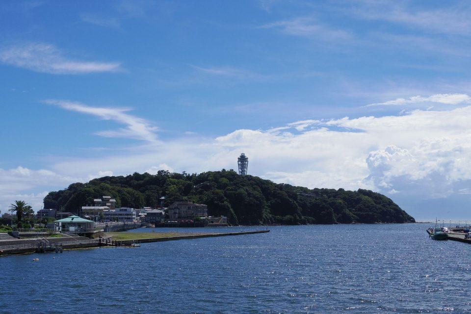 江の島 外観