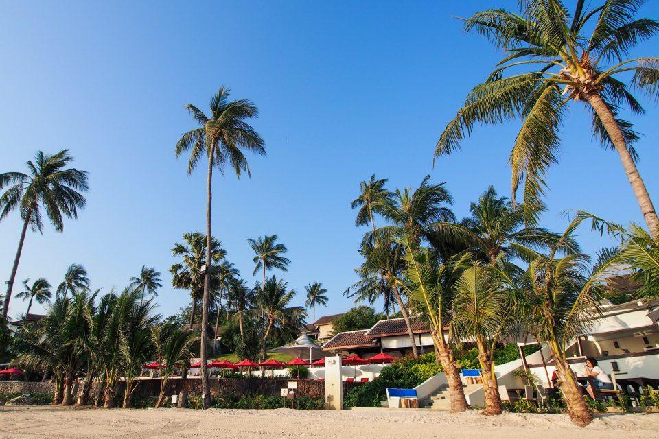 サムイ島 ビーチ