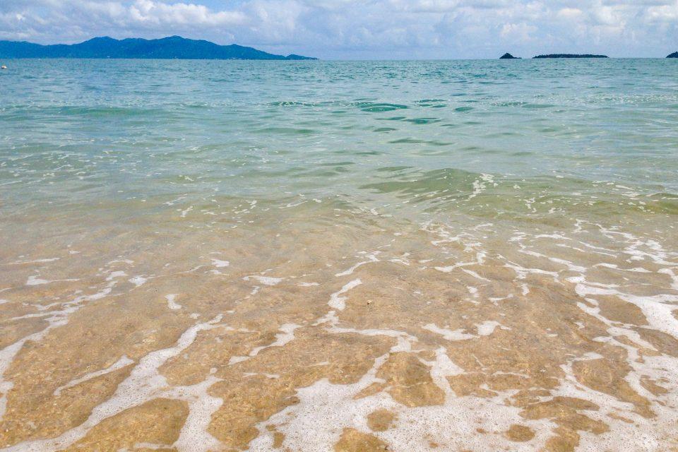 サムイ島 海