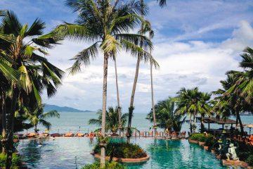 タイ入国制限緩和 サムイ島