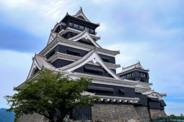 熊本城観光はできる?天守閣がリニューアル