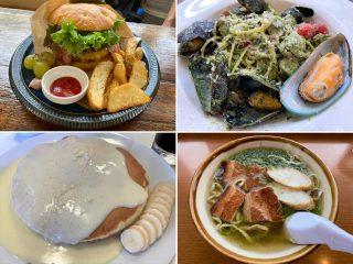 沖縄58号線 人気の美味しいレストラン