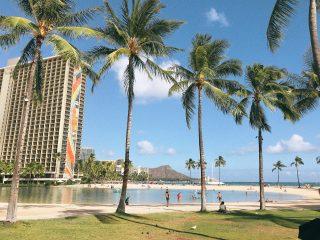 ハワイ コロナ感染爆発渡航自粛